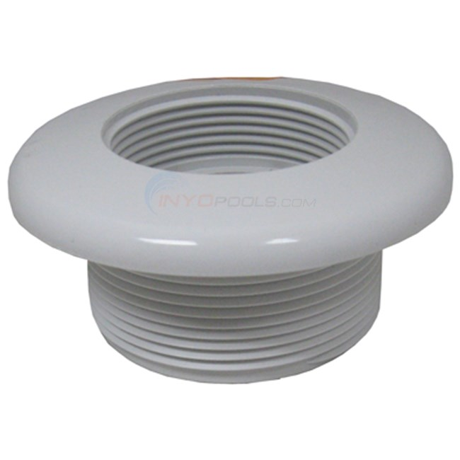Balboa Fitting, Standard Wall Suction (10-3801) - 30-3801WHT