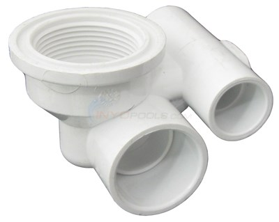"Close Fit Body, 1"" Slip Water, 1/2"" Slip Air"
