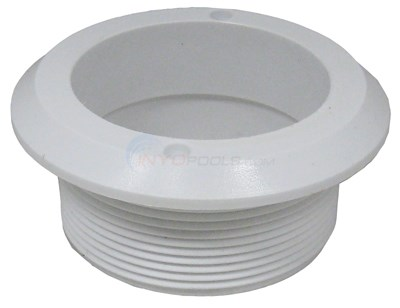 FLANGE, WALL - WHITE