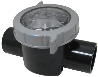 "Custom Molded Products Corrosion Resistant Check Valve 2"" Inside 2-1/2"" Outside 2 Lb. Spring - 25830-400-000"