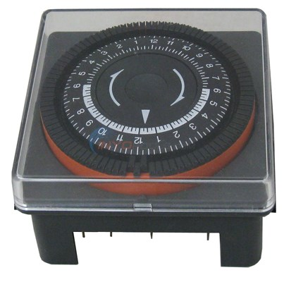 Ltd Qty Diehl Timer With Cover, 120v, 24 Hr (no Vendor Assigned)