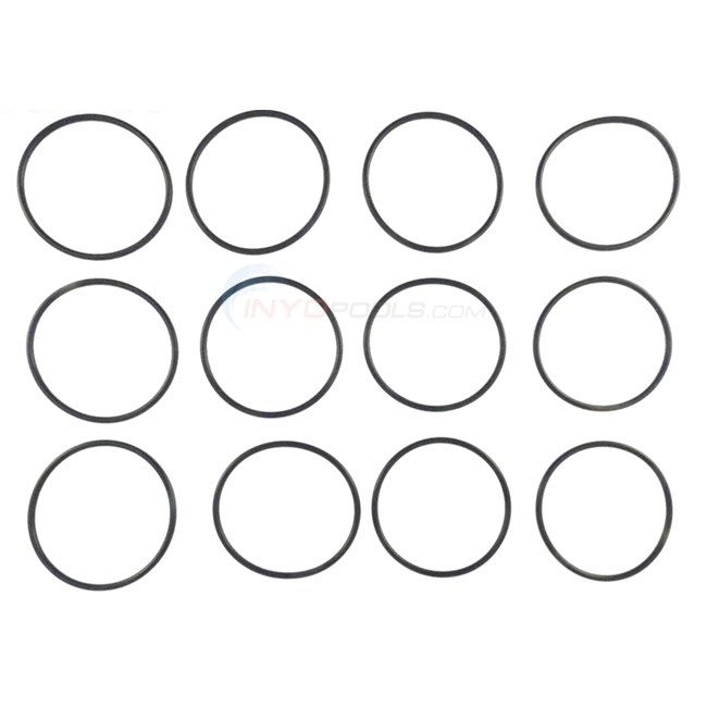 Goldline Controls O-ring For T-cell Union (Pack of 12) - GLX-UNION-ORING