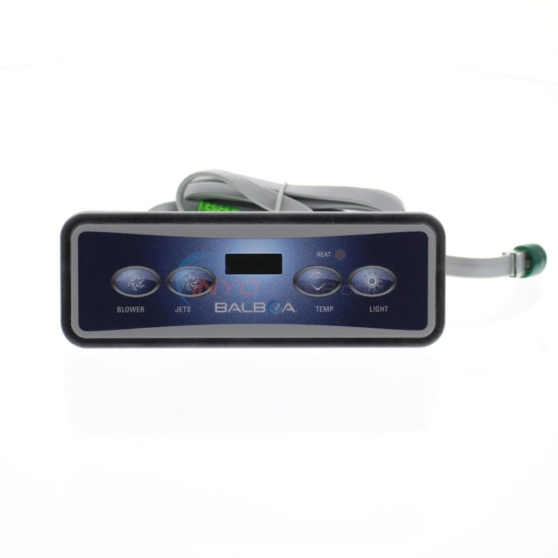 Spa Side, Light Duplex Digital LCD - 54094