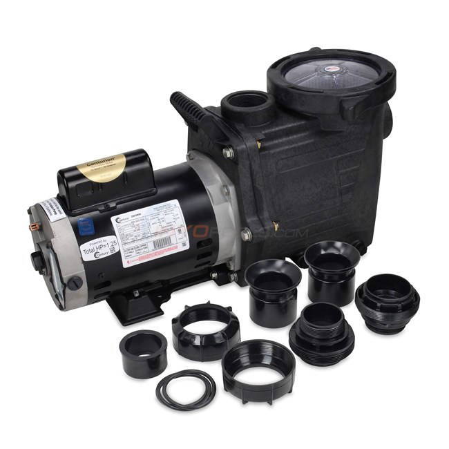 Waterway Champion 1.5 HP Max Rate Pool Pump - CHAMPS-115