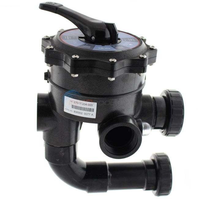 "Custom Molded Products Generic Side Mount 2"" Valve for Hayward Sand - 27517-204-000"
