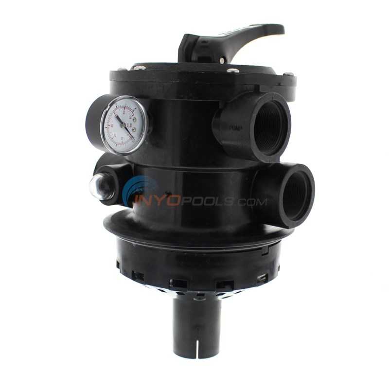 Vari-Flo Valve 1.5 Top Mount for Sand