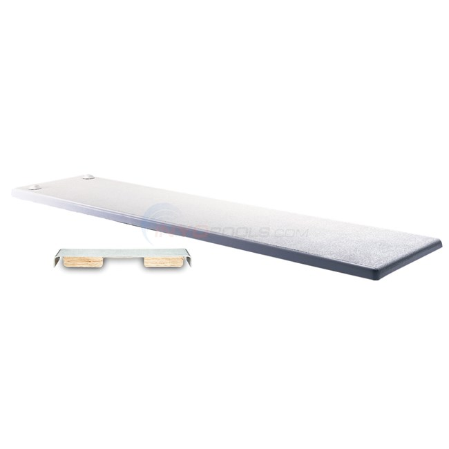 Interfab Duro Beam Board 8 ft White - DB8WW