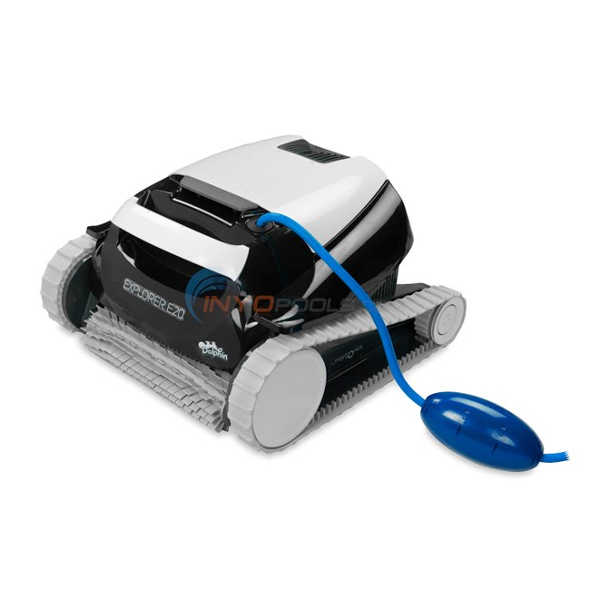 Maytronics Dolphin E20 Inground Robotic Pool Cleaner - 99996148-XP