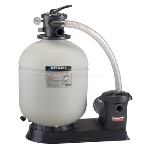 Hayward Pump & Filter S166T Filter W/ 1 HP Matrix Pump - S166T92S