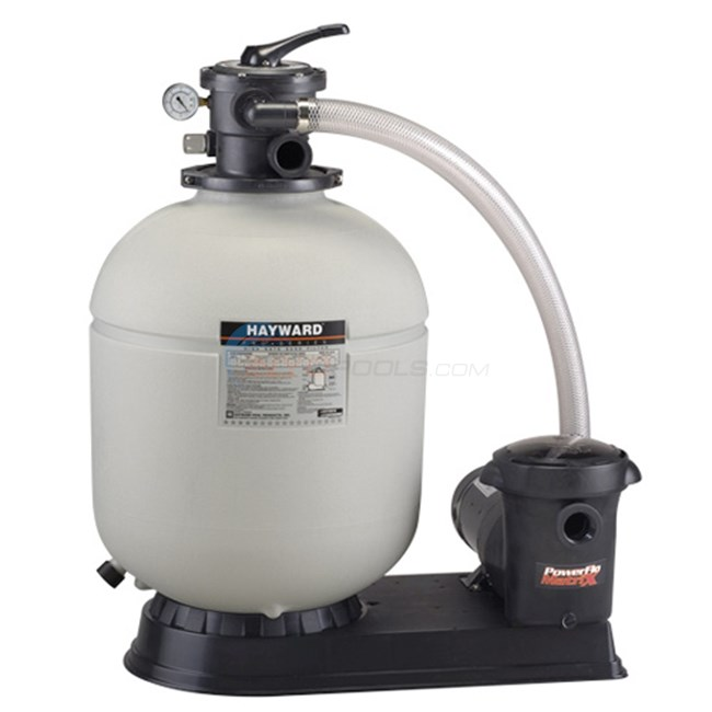 Hayward Pump & Filter S180T Filter w/ 1 HP Matrix Pump & Timer - S180T92SFT