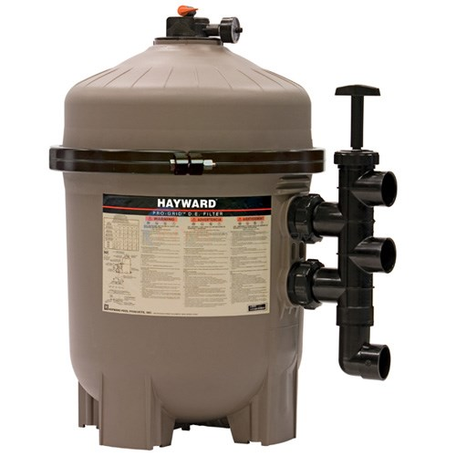 Hayward Pro Grid DE Filter 24 Sq Ft w/o Valve - DE2420