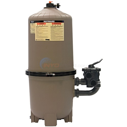 Hayward Pro Grid DE Filter 48 Sq Ft w/o Valve - DE4820