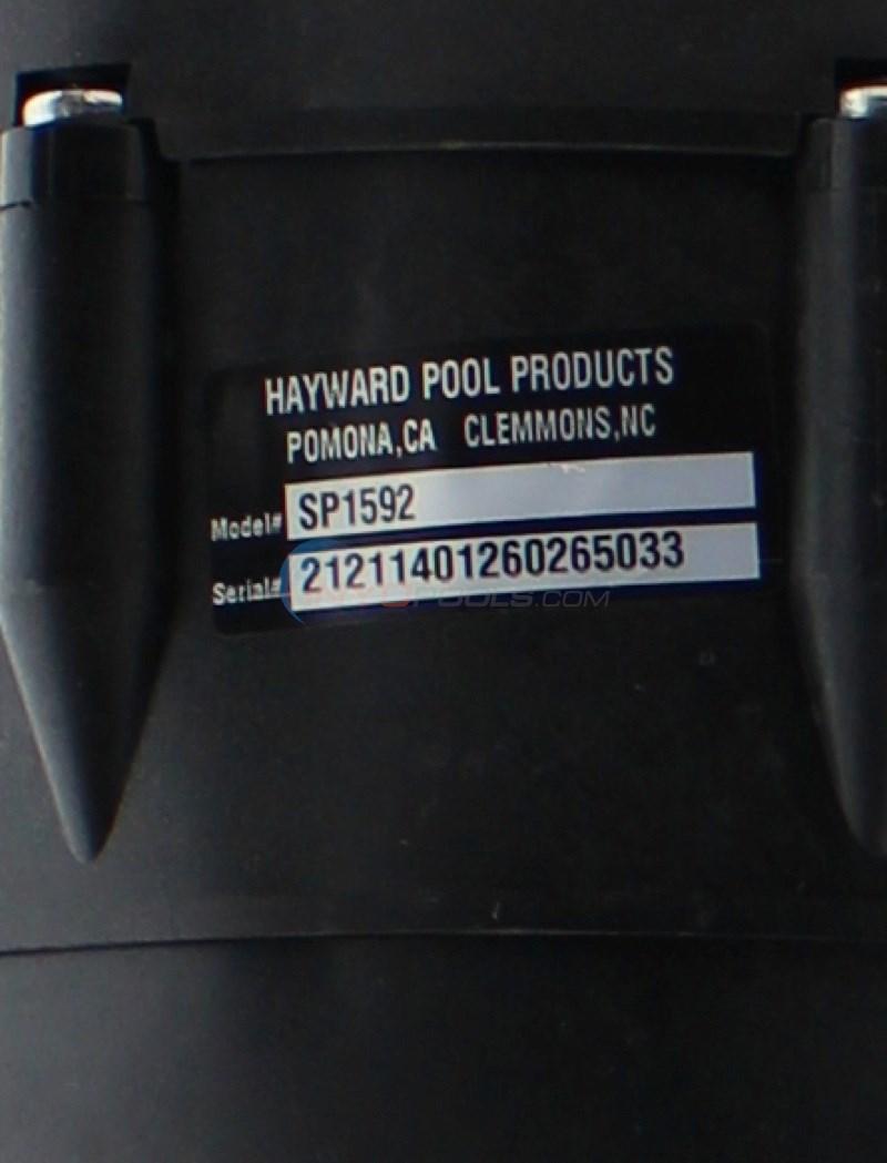 Hayward SP1591 Power-Flo Matrix 3//4 HP Above-Ground Swimming Pool Pump