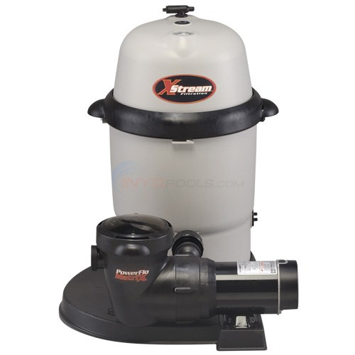 Hayward Xstream 100 Sq Ft Filter/1 HP Pump & Timer - CC10092SFT
