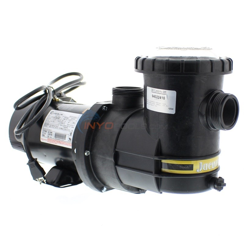 SLR 1 HP Above Ground Pump Vertical Discharge