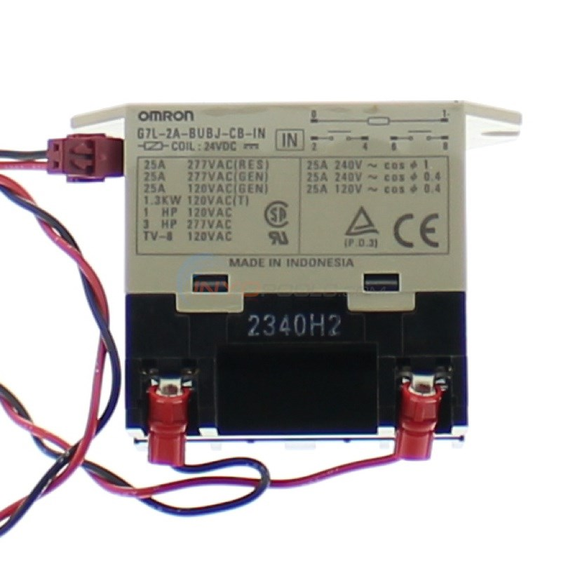 Jandy Relay W Harness For Up To 3 Hp Pumps R0658100 Inyopools