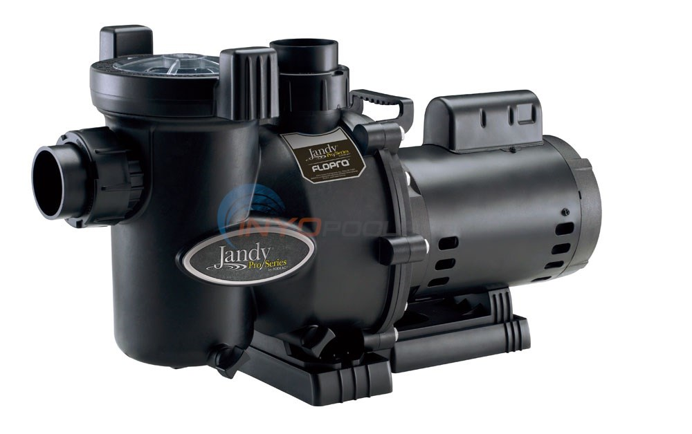 Jandy FloPro 1.5 HP Single Speed Pump - FHPM15