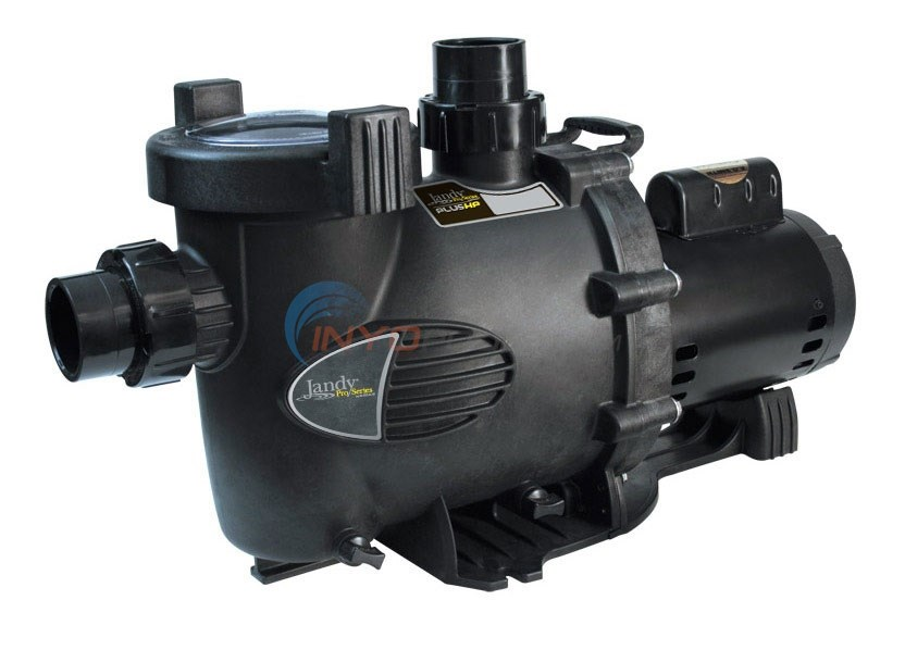 Jandy PlusHP Pump 2.0 HP Up Rate Dual Speed - PHPM202