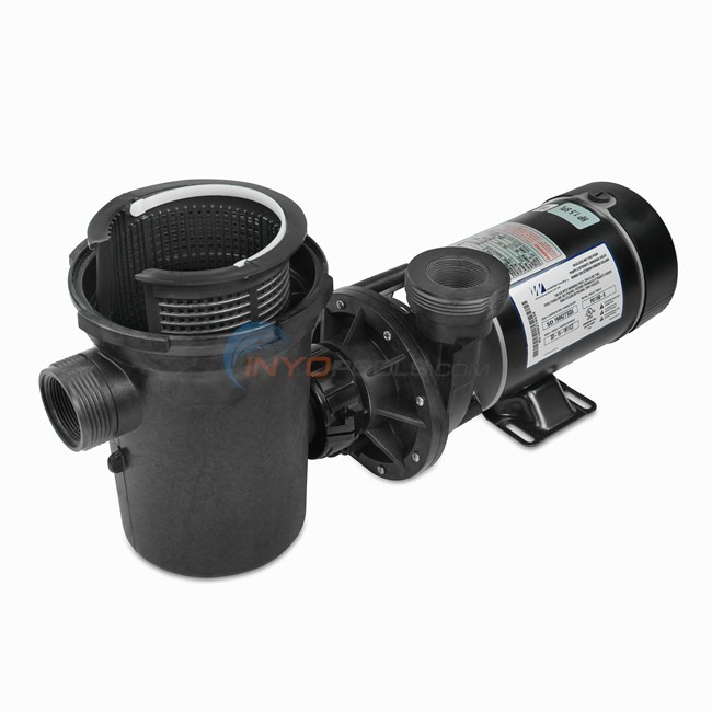 Waterway Hi-Flo Above Ground Pool Pump 1.5 HP 115V with Cord - PD1150-6