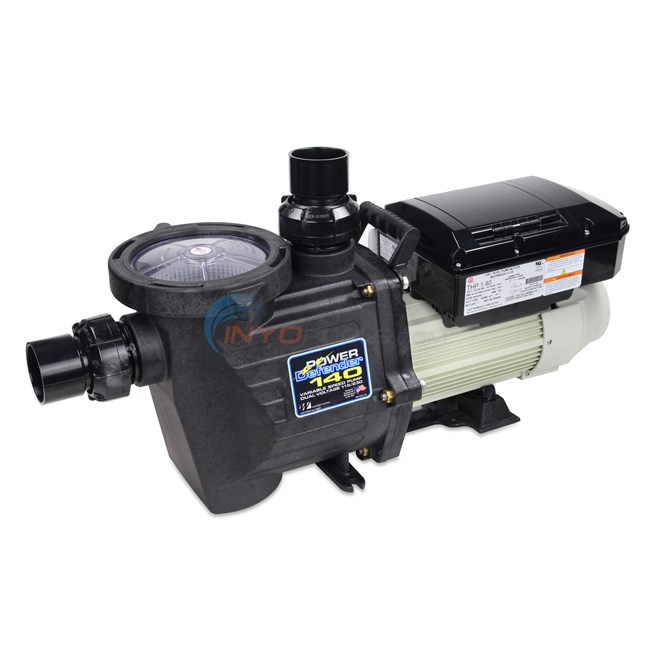Waterway Power Defender 140 Variable Speed Pool Pump 1.4 HP 115V/230V - PD-140
