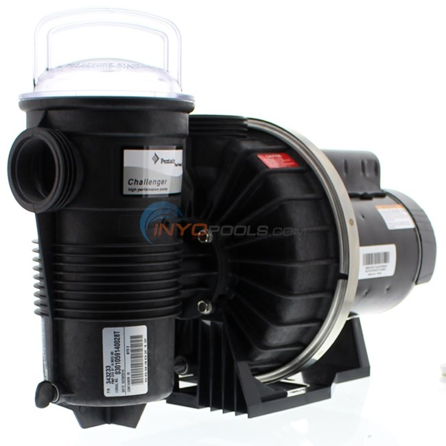 Pentair Challenger CF 1 HP 115/230V UR Pump - CFII-N1-1A