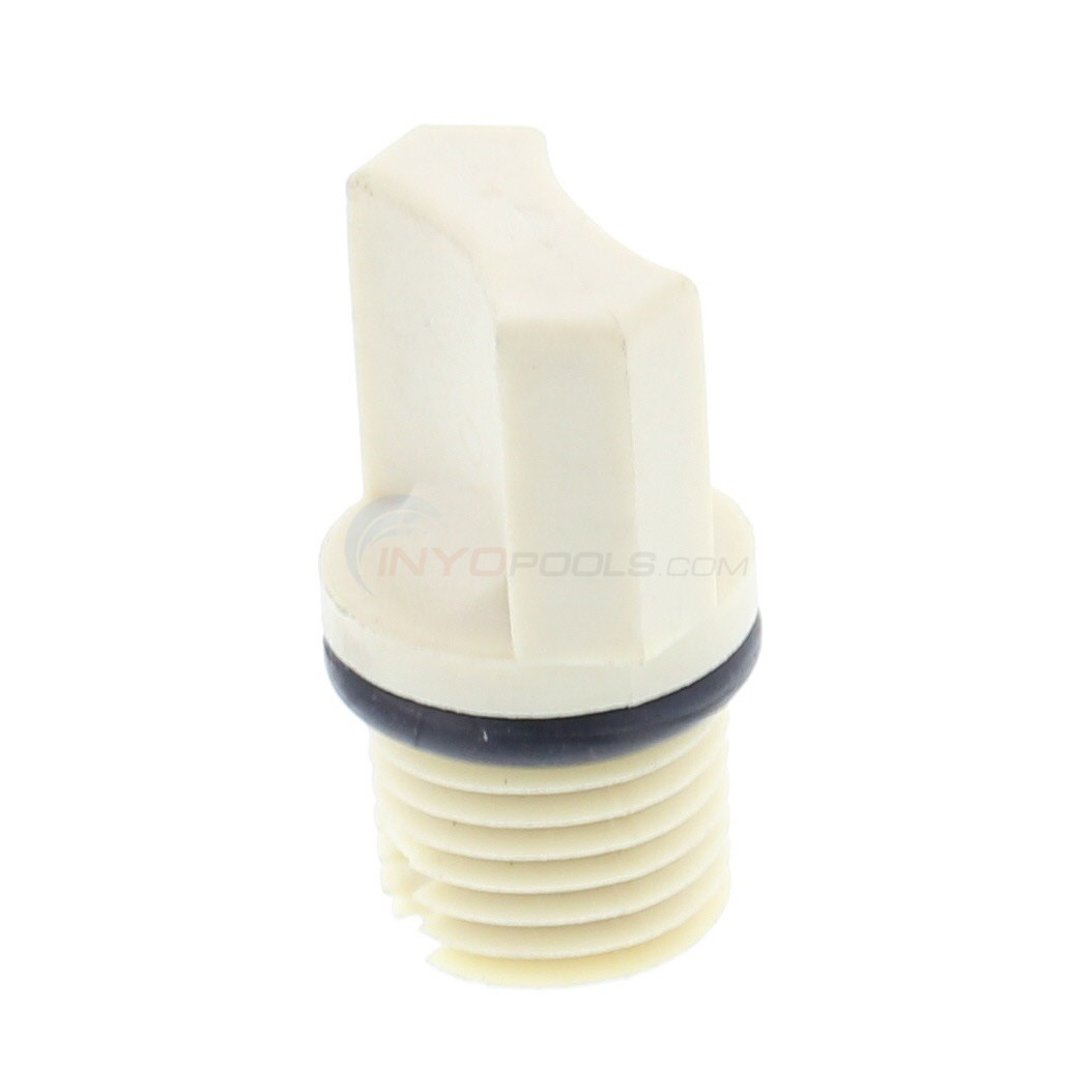 DRAIN PLUG With O-RING ALMOND