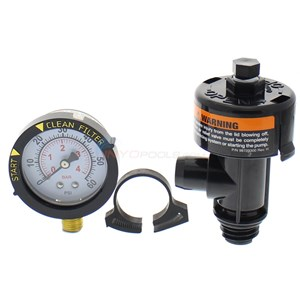 Pentair Air Relief Manual Valve Assembly 98209800
