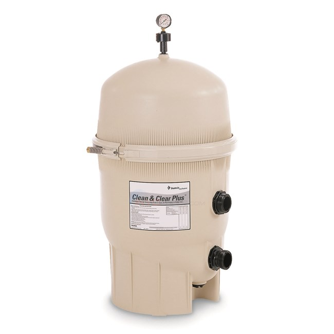 Pentair FNS Plus 36 sqft D.E. Filter w/o Valve - 180007
