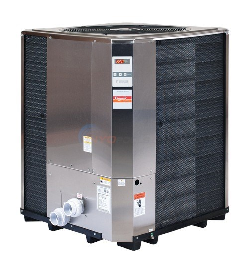 RayPak Quiet Technology Heat Pump 125,000 BTUs