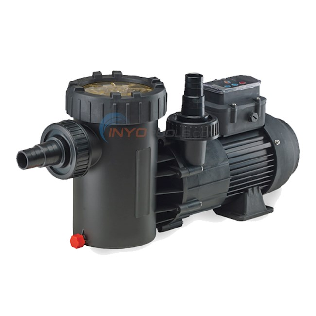 Speck 1.1 HP Variable Speed Above Ground Pool Pump (3-Prong Plug) - E71-II VHV