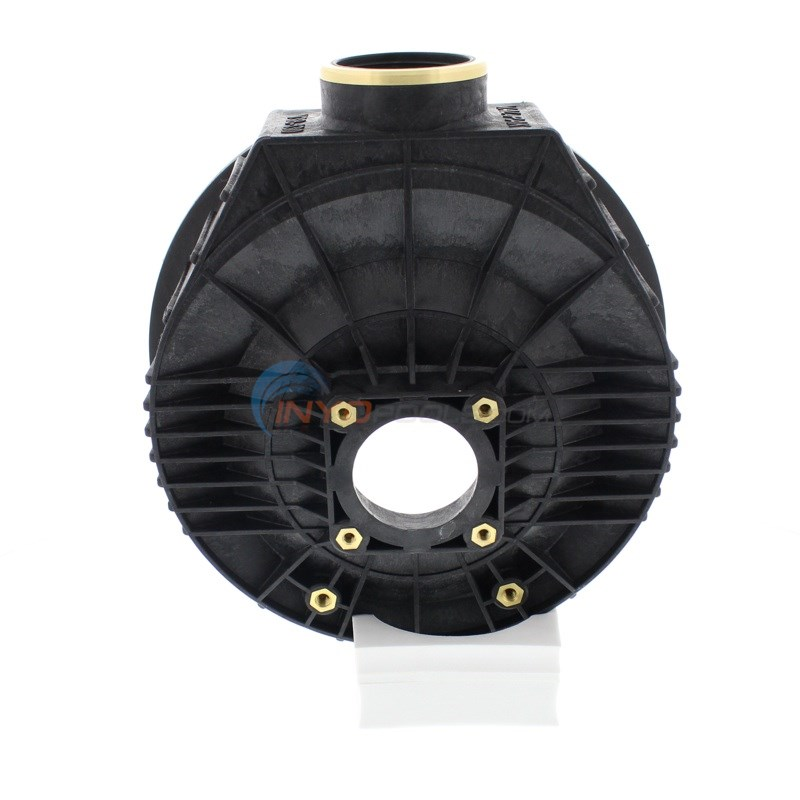 "Val-Pak Products Volute, 2"" Black (v38-130) - 5106-270"