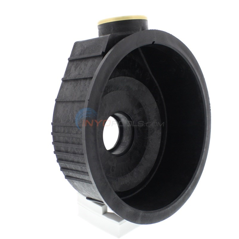 "OBSOLETE VOLUTE, 1-1/2"", BLACK"