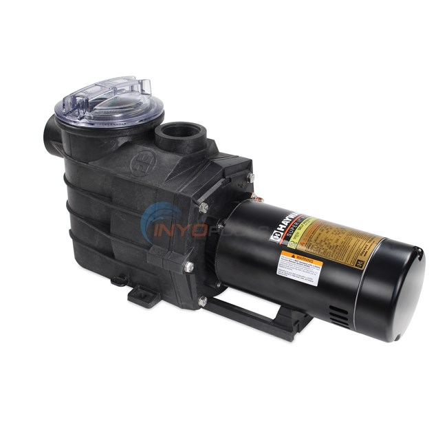 Hayward Super II Pump 1 HP Single Speed - SP3007X10AZ - W3SP3007X10AZ