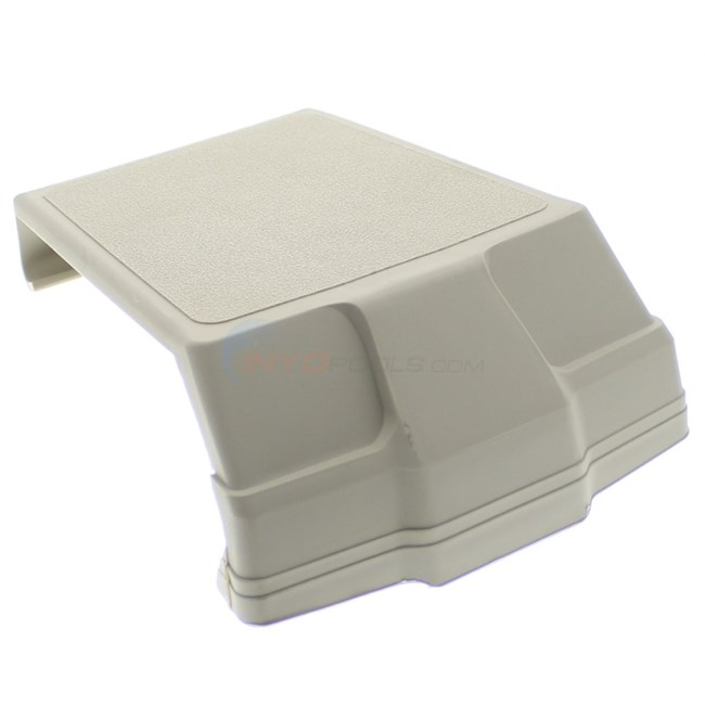 Wilbar Top Cap CHAMPAGNE (Single) Does Not Include Support - 10146