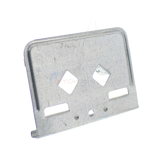 "Wilbar Steel Bottom 5"" Plate - 11491"