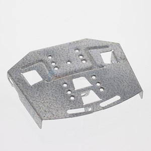 Top Plate For Aruba And Aegean Uprights Single Nbp2060