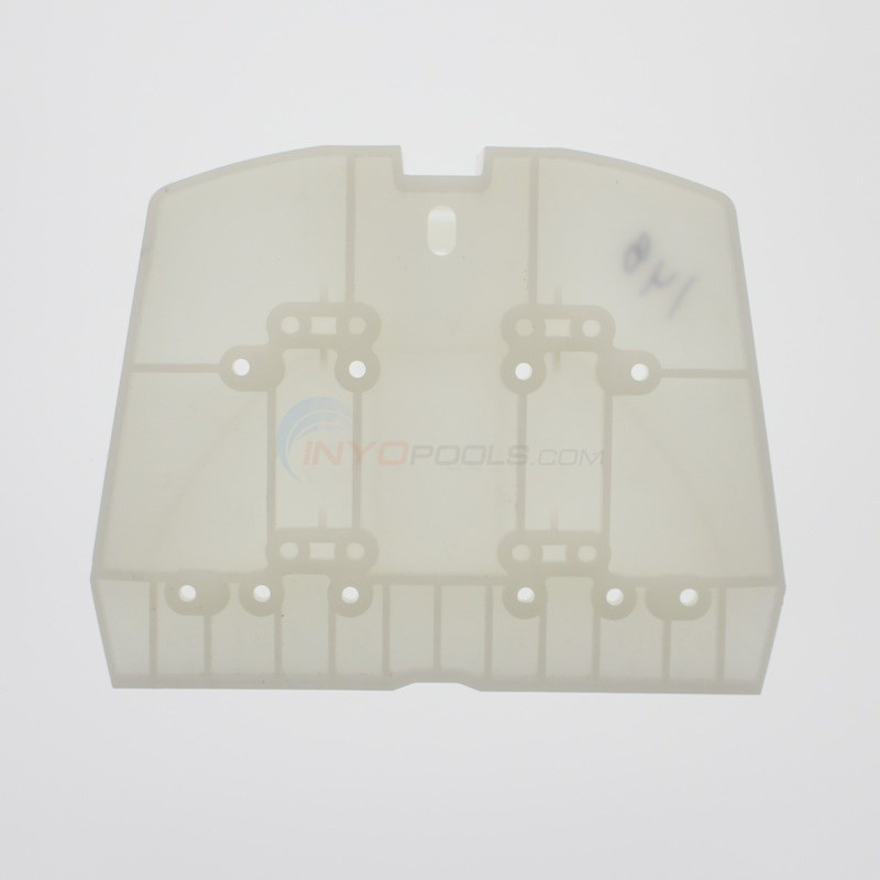 Wilbar Top Plate Resin (Single) LIMITED QUANTITY AVAILABLE! - 1320148