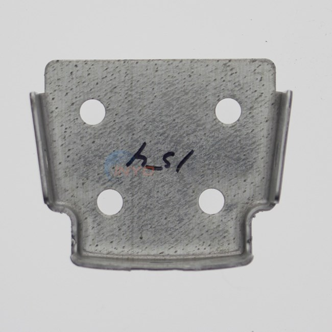 Wilbar Oval Base Plate (SINGLE) 1320154 For Atlantis Oval Pool