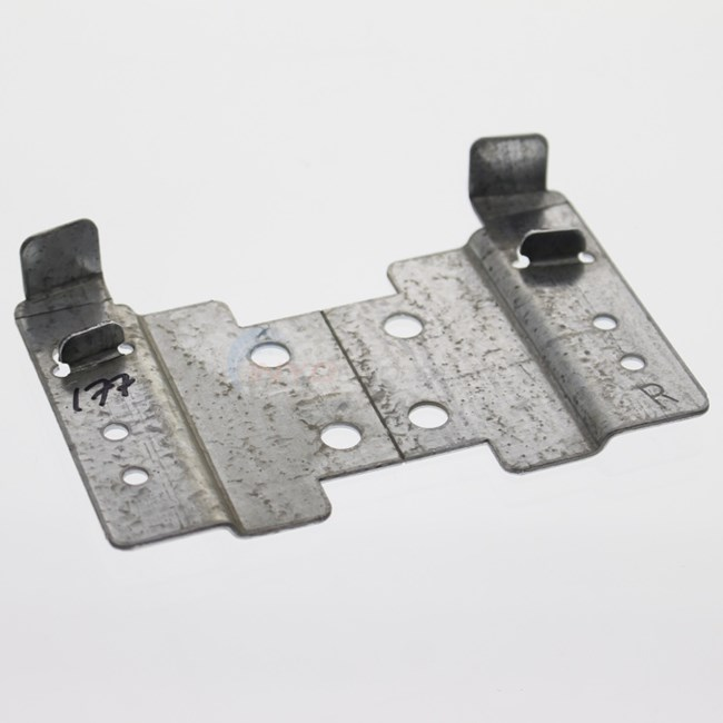 Wilbar Lt/Rt Vertical Support Bracket (Single) - 1320177