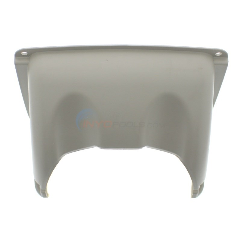 Top Cap  Support Curved Pewter Gray(Single)