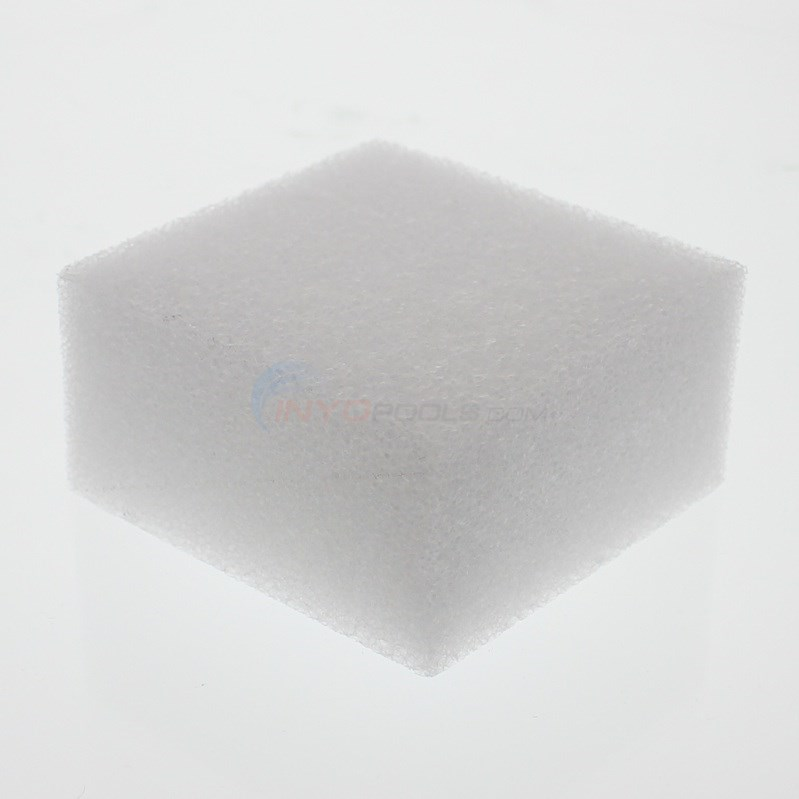 Oval Channel Foam Block