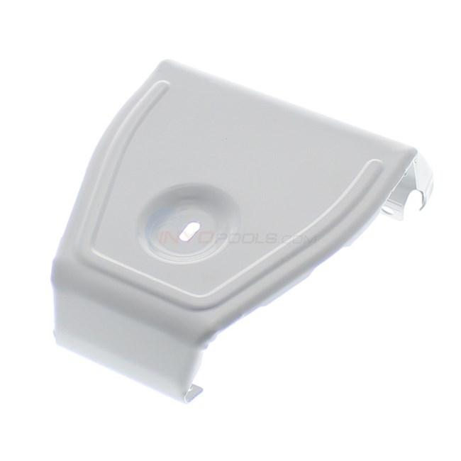 Wilbar Coping Cover 6 Quot Alum Frame White Prm 2979