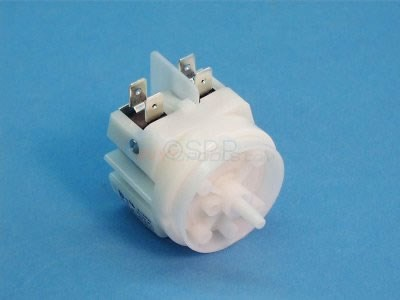 Air Switch,DPDT,Latching,21A, - ACA211A