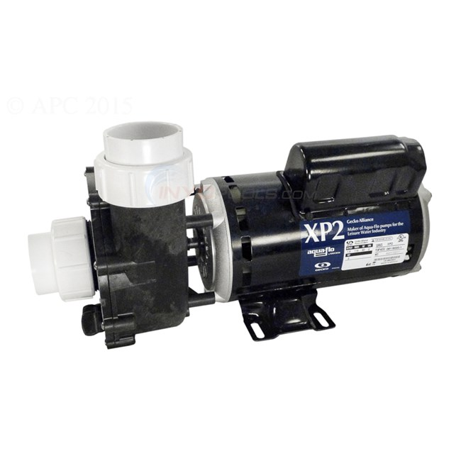 "AquaFlo Gecko Alliance XP2 Pump 2.5HP 230V, 2SPD, 48FR - 2""x2"" SIDE DISCHARGE - 06125000-2040"