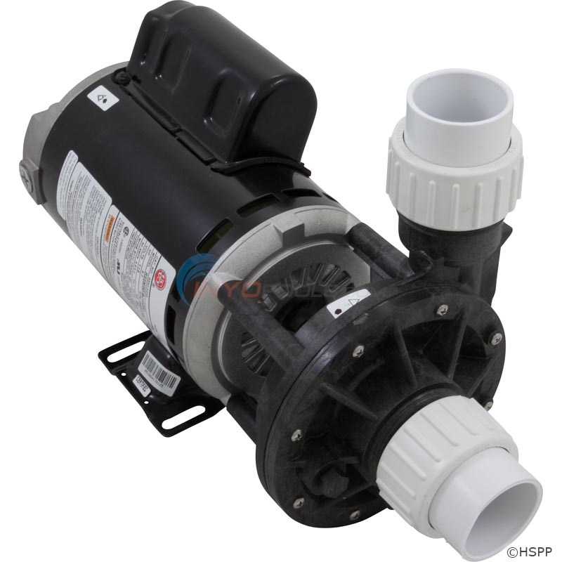 "AquaFlo Gecko Alliance FMHP Pump 1.5HP 240V, 2SPD, 48FR - 1.5"" SIDE DISCHARGE - 02115005-1010"
