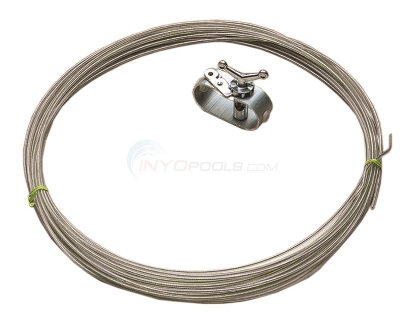 Pool Cover Cable 100'
