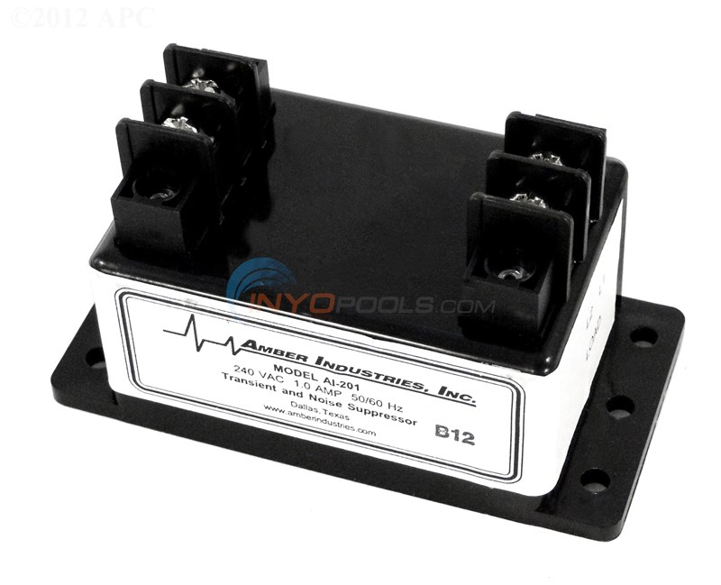 Pentair Surge Suppressor for 230v Transformer Wiring - AI201
