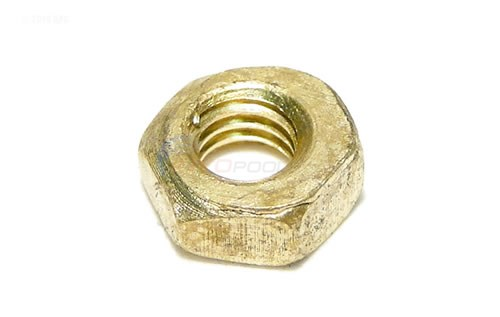 M4 Hex Nut - Brass