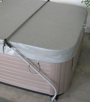 Spa Cover Removal System