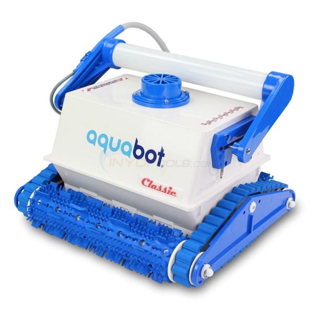 Aqua Products Aquabot Robotic Pool Cleaner - NE350